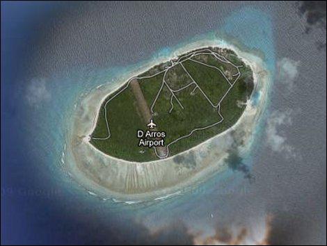 Quel océan baigne la jolie île de Liliane Bettencourt (500 millions d'euros) ?
