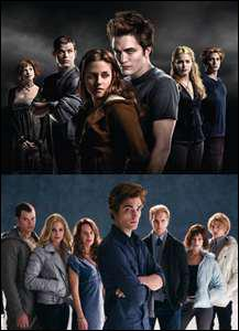 Quelle est la famille d'Edward ?