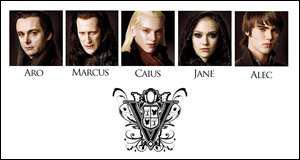 Comment s'appelle la vampire des Volturi vampires ?