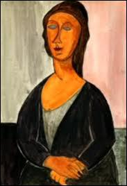 Quel peintre moderne rattaché a l'Ecole de Paris a peint cette Joconde ?