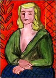 Qui a peint cette Joconde blonde ?