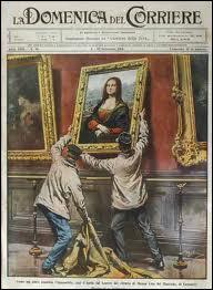 Quel était le métier du véritable voleur Vincenzo Perrugia ?