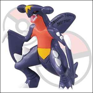 de quel type est carchacrok - Pokemon Carchacrok