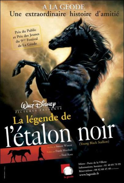 Te rappelles-tu du nom de l'Etalon noir ?