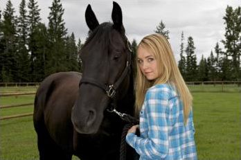 Les chevaux dans les films et les dessins animés