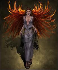Je suis un démon femelle. Qui suis-je ?