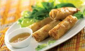 Les plats chinois