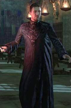 Harry Potter mangemort