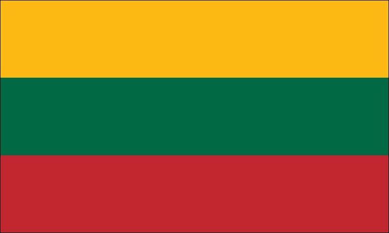 A quel pays appartient ce drapeau?