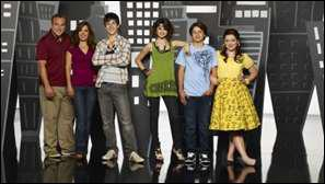 Waverly Place fait partie de...