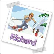 Qui est Richard pour la mère de Lou ?