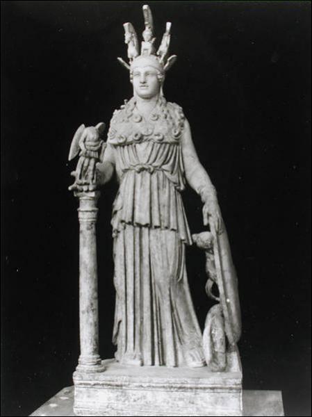 Quel est le don qu'Athéna fit à la ville d'Athènes ?