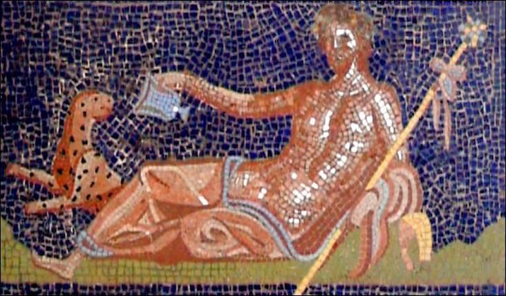 Quel est le nom de la mère de Dionysos ?
