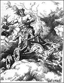 Qui sont les parents de Thor ?