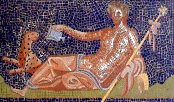 Les dieux mythologiques et les créatures imaginaires