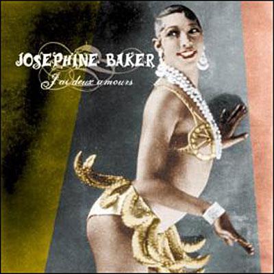 Cette personne voit en Joséphine Baker un gros potentiel artistique, elle part pour Paris, passe en première partie d'un spectacle, lequel ?
