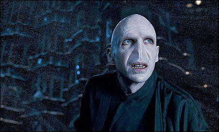 Voldemort est :
