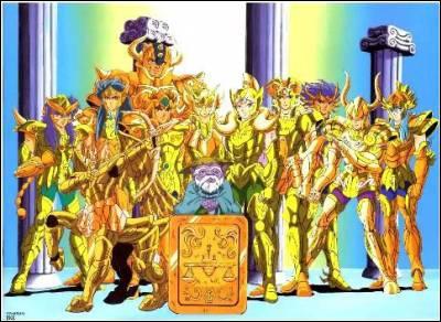 Quel chevalier d'or est d'origine française ?