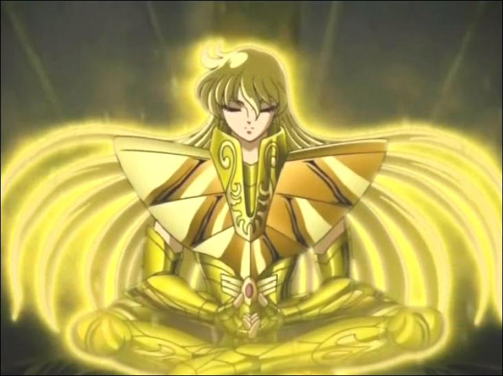 Quel chevalier d'or est, dit-on, l'homme le plus proche des dieux ?