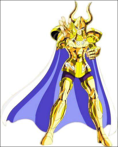 Quel chevalier d'or détient l'épée excalibur dans son bras droit ?