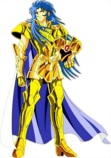 Saint Seiya, les chevaliers d'or