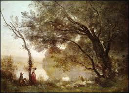 Camille Corot : 'Souvenir de ... '.