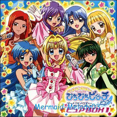 Donner la première phrase de la chanson Legend of mermaid?