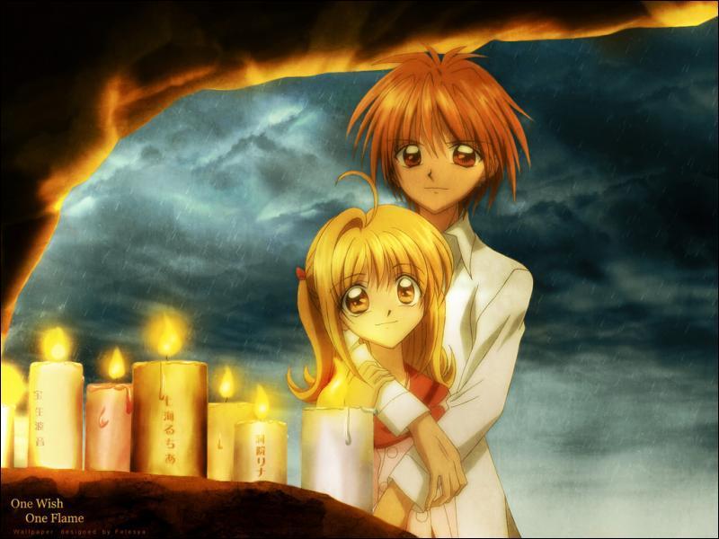 Il y a combien de temps que Lucia a rencontré Kaito?
