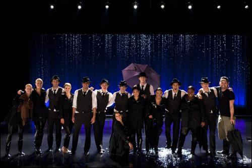Dans Glee, comment appelle t-on le mélange de 2 chansons en un morceau ?