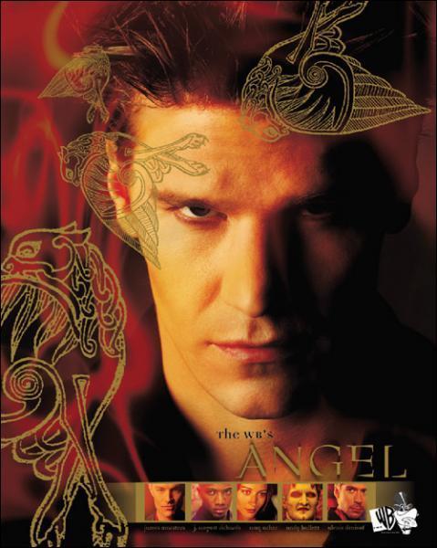 Qui a changé Angel en vampire ?