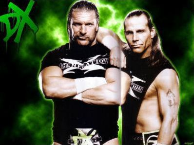 WWE : les personnages