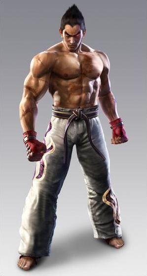 Personnages de Tekken
