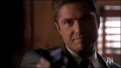 Comment s'appelait l'ancien petit ami de Grace, assassin de Todd Johnson, et qui était par conséquent un complice important de John le Rouge ?