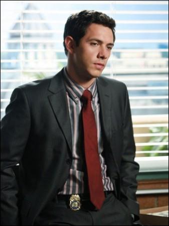 Qui est ce jeune ancien directeur du CBI ? (apparu dans la saison 4, et mort dans cette même saison)