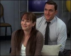 Comment s'appelle l'ancienne petite amie de Rigsby, et maman de leur jeune fils : Ben ?