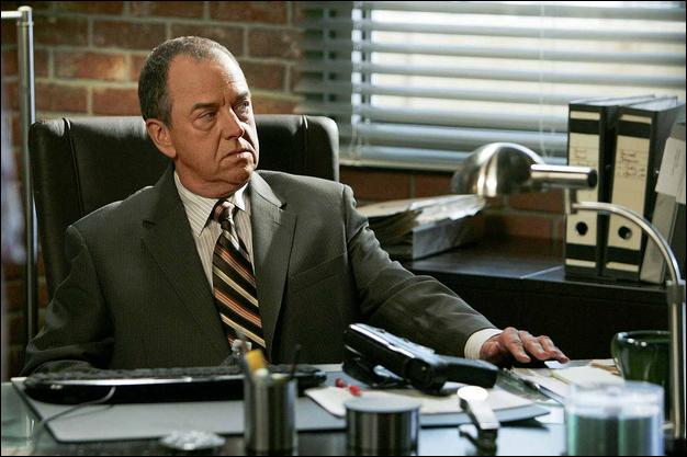 Ce personnage est un ancien directeur général du CBI, mais qui est-ce ?