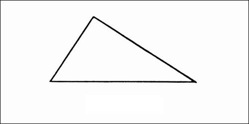 Un triangle scalène a des côtés égaux.