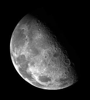 La Lune est le ______________ plus grand satellite du système solaire avec un diamètre de 3 474 km.