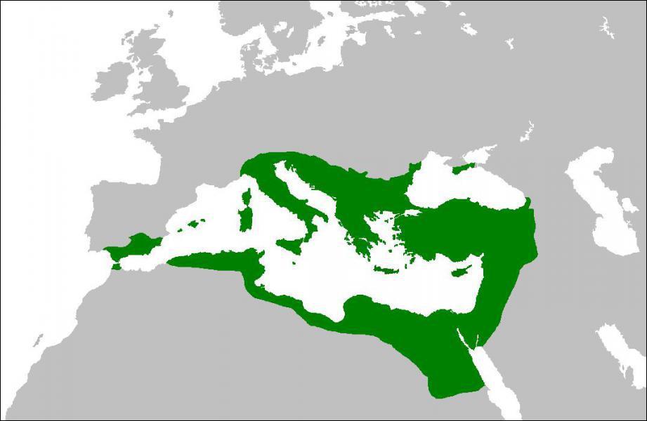Quelle était la capitale de l'empire byzantin ?