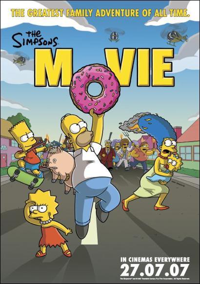 Qui est le réalisé le film : 'The Simpsons Movie' ( Les Simpson, le film ) ?