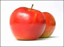 Comment dit-on ' pomme ' en anglais ?