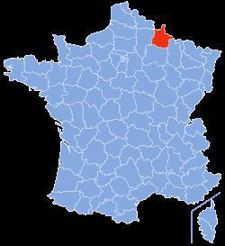 Quel est le chef-lieu des Ardennes (08) ?