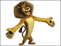 Comment s'appelle ce lion qui a joué dans Madagascar ?