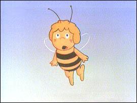 Et cette abeille, elle s'appelle :