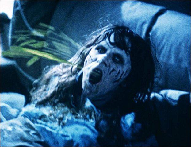 Le succès de Rosemary's baby en 1968 a lancé la mode des films traitant de satanisme. Le plus célèbre est resté celui de William Friedkin tourné en 1973. Il s'appelle :