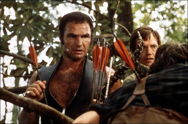 En 1972, John Boorman pose les bases d'un nouveau sous-genre, le 'Survival', dans lequel une personne doit survivre dans un environnement hostile et angoissant. Film avec Burt Reynolds, c'est :
