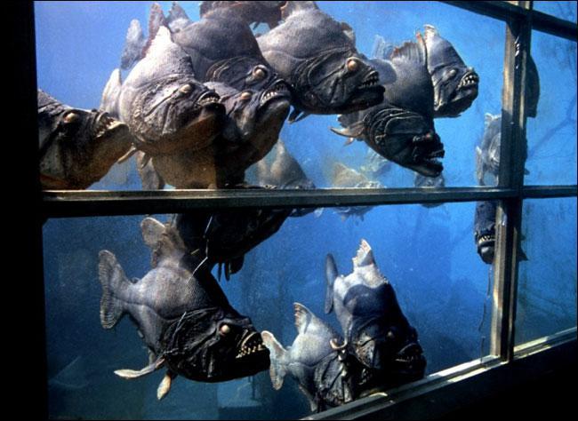 Après 'Les dents de la mer' tourné en 1975, les films mettant en scène des animaux-tueurs sont à la mode. Un des plus célèbres est celui réalisé par Joe Dante en 1978. C'est :