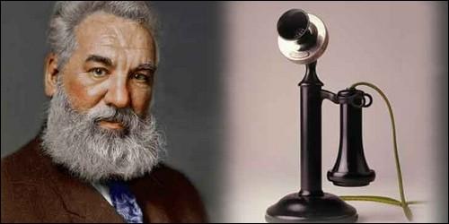 Qui a inventé le téléphone ?