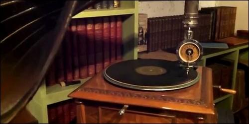 Qui a inventé le disque à l'origine ?