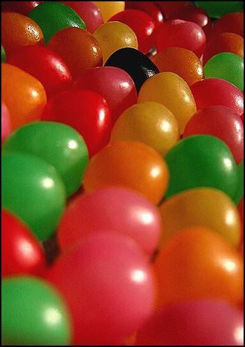 Combien y a-t-il de couleurs différentes de Dragibus ?